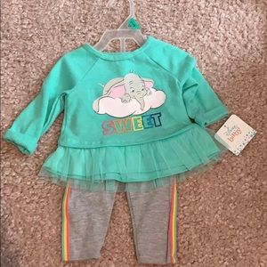 NWT Disney baby outfit